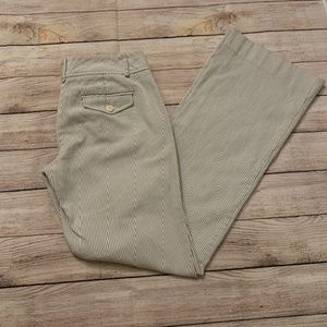 The Limited Cassidy Fit Pinstripe Pants Like New
